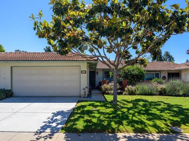 51 La Cumbre Cir, Santa Barbara, CA 93105 (MLS #21-2513) :: Chris Gregoire & Chad Beuoy Real Estate