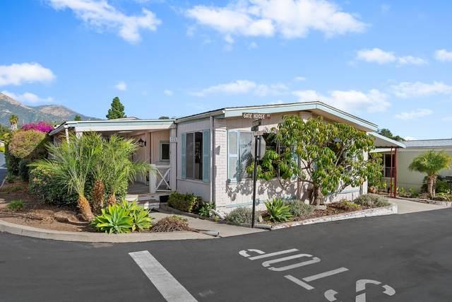 340 Old Mill Rd #221, Santa Barbara, CA 93110 (MLS #21-252) :: The Zia Group