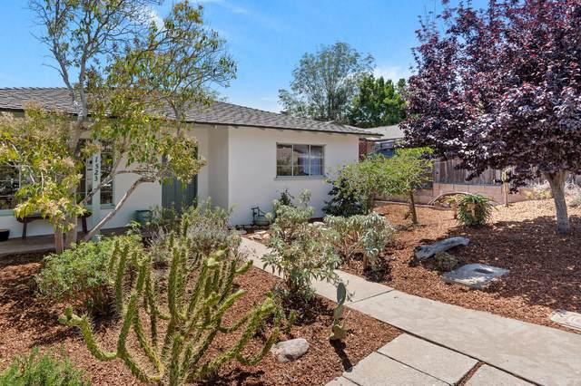 1523 Marquard Ter, Santa Barbara, CA 93101 (MLS #21-2522) :: The Zia Group