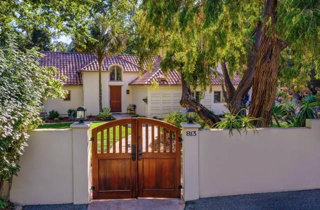 813 Ashley Rd, Montecito, CA 93108 (MLS #21-2534) :: The Zia Group