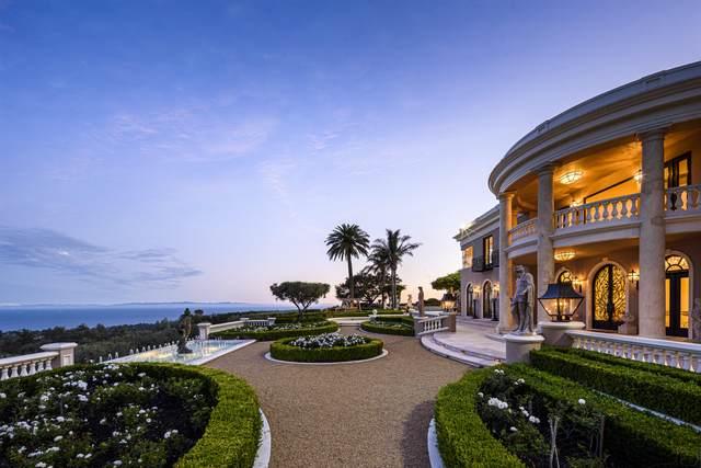 1640 E Mountain Dr, Santa Barbara, CA 93108 (MLS #21-2541) :: Chris Gregoire & Chad Beuoy Real Estate