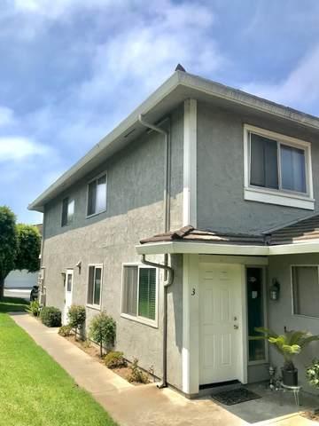 5915 Hickory St #3, Carpinteria, CA 93013 (MLS #21-2545) :: Chris Gregoire & Chad Beuoy Real Estate