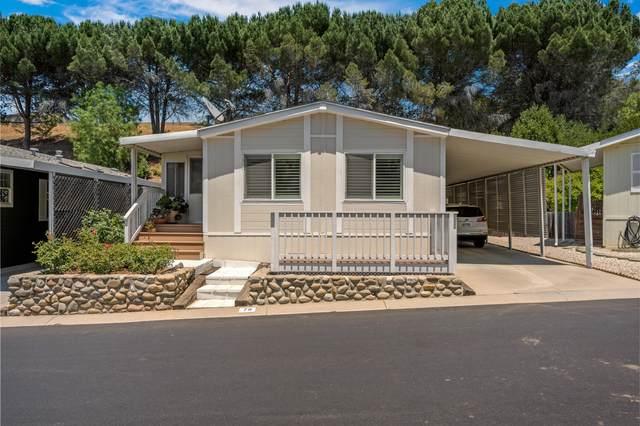 78 Alta Vista, Solvang, CA 93463 (MLS #21-2608) :: Chris Gregoire & Chad Beuoy Real Estate