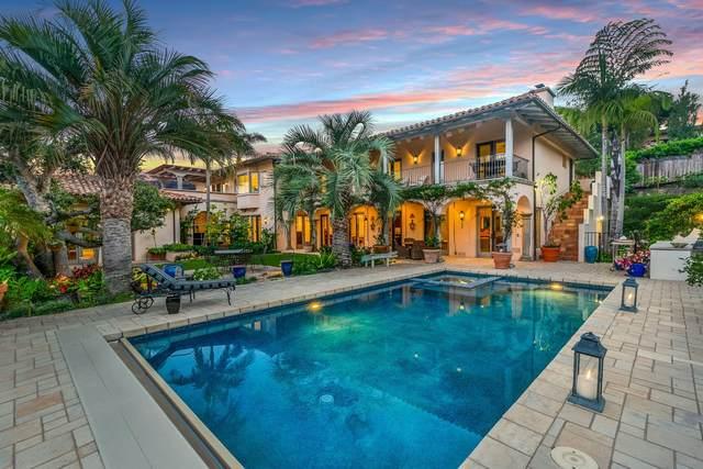 745 Lilac Dr, Montecito, CA 93108 (MLS #21-2617) :: Chris Gregoire & Chad Beuoy Real Estate