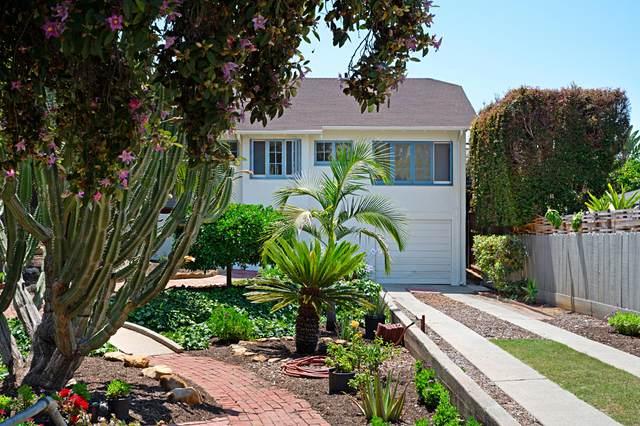 428 E Islay St, Santa Barbara, CA 93101 (MLS #21-2630) :: Chris Gregoire & Chad Beuoy Real Estate