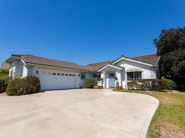 349 Freya Dr, Solvang, CA 93463 (MLS #21-2642) :: Chris Gregoire & Chad Beuoy Real Estate