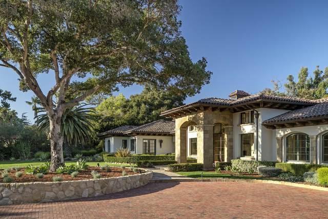 4280 Via Esperanza, Santa Barbara, CA 93110 (MLS #21-2644) :: Chris Gregoire & Chad Beuoy Real Estate