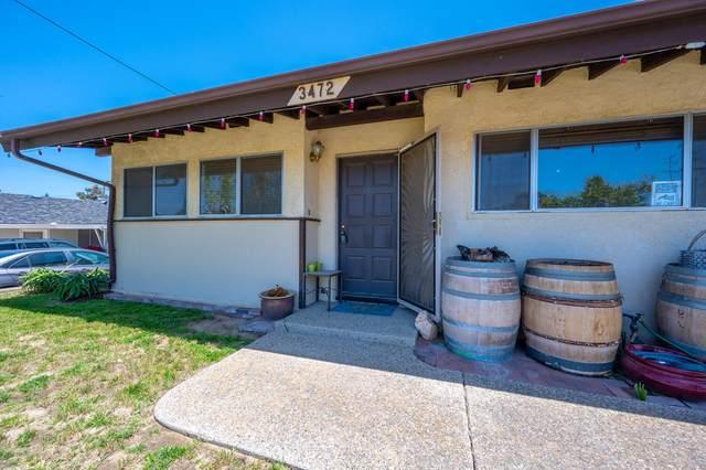 3472 Via Dona, Lompoc, CA 93436 (MLS #21-2661) :: Chris Gregoire & Chad Beuoy Real Estate