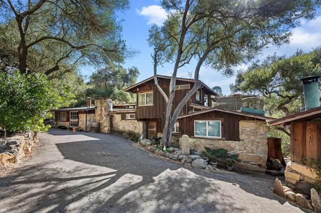 2333 Las Canoas Rd, Santa Barbara, CA 93105 (MLS #21-267) :: The Epstein Partners