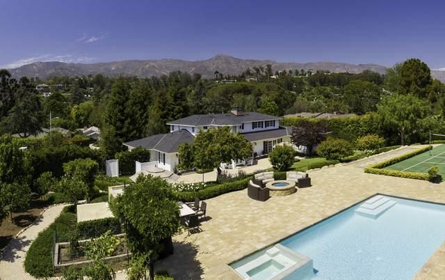 743 Woodland Dr, Santa Barbara, CA 93108 (MLS #21-2677) :: The Zia Group