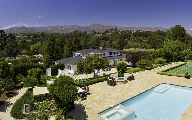 743 Woodland Dr, Santa Barbara, CA 93108 (MLS #21-2690) :: The Epstein Partners