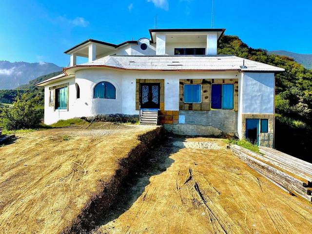 3040 Gibraltar Rd, Santa Barbara, CA 93105 (MLS #21-2695) :: The Epstein Partners
