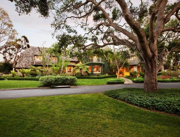 1453 Bonnymede Dr, Montecito, CA 93108 (MLS #21-27) :: Chris Gregoire & Chad Beuoy Real Estate
