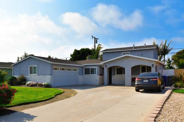 1343 N 7th St, PORT HUENEME, CA 93041 (MLS #21-2703) :: Chris Gregoire & Chad Beuoy Real Estate
