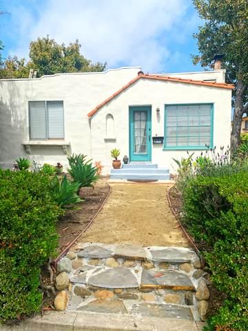 1916 Chino St, Santa Barbara, CA 93101 (MLS #21-2713) :: The Zia Group