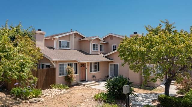 1206 Blanchard St, Santa Barbara, CA 93103 (MLS #21-2714) :: The Epstein Partners