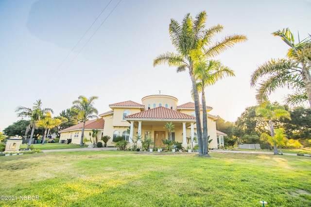 3055 Chandler Dr, Lompoc, CA 93436 (MLS #21-2715) :: Chris Gregoire & Chad Beuoy Real Estate