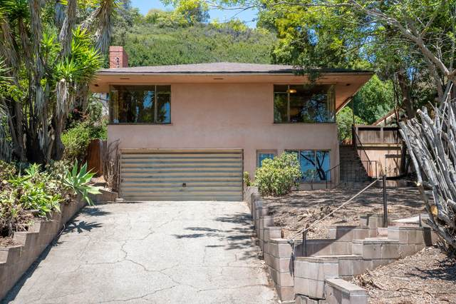 469 Scenic Dr, Santa Barbara, CA 93103 (MLS #21-2716) :: The Epstein Partners