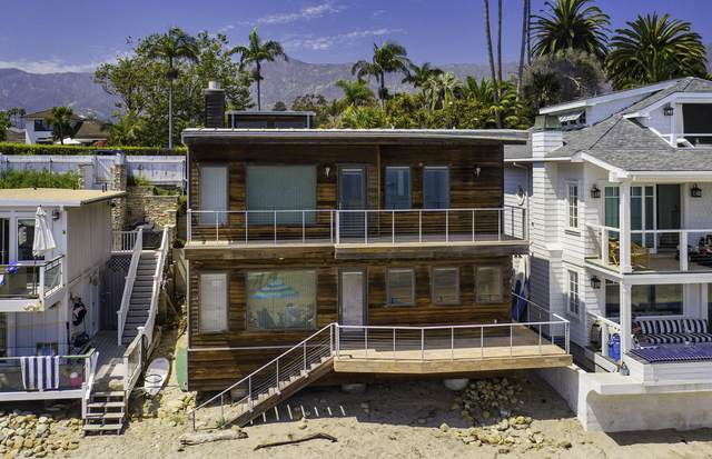 1550 Miramar Bch, Santa Barbara, CA 93108 (MLS #21-2718) :: The Zia Group
