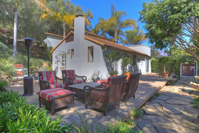 1274 Eleven Oaks Ln, Santa Barbara, CA 93108 (MLS #21-2721) :: The Epstein Partners