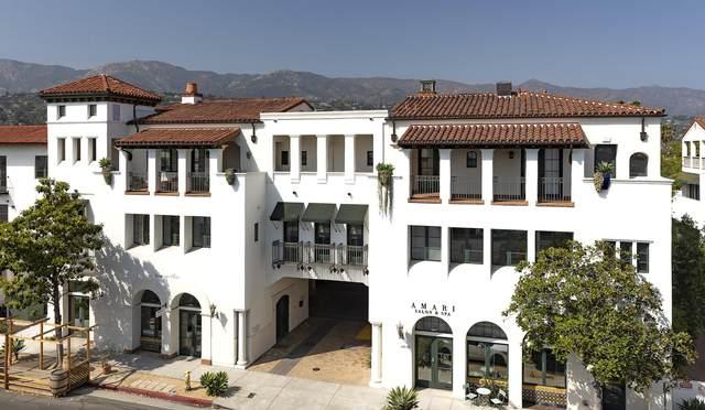618 Anacapa Street #4, Santa Barbara, CA 93101 (MLS #21-2724) :: The Zia Group