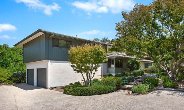 571 Via Sinuosa, Santa Barbara, CA 93110 (MLS #21-2727) :: Chris Gregoire & Chad Beuoy Real Estate