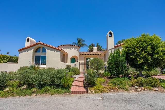3828 Pemm Pl, Santa Barbara, CA 93110 (MLS #21-2730) :: Chris Gregoire & Chad Beuoy Real Estate