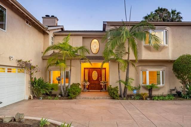 5359 Parejo Dr, Santa Barbara, CA 93111 (MLS #21-2737) :: The Epstein Partners