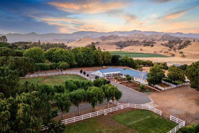 1870 View Dr, Santa Ynez, CA 93460 (MLS #21-2747) :: Chris Gregoire & Chad Beuoy Real Estate