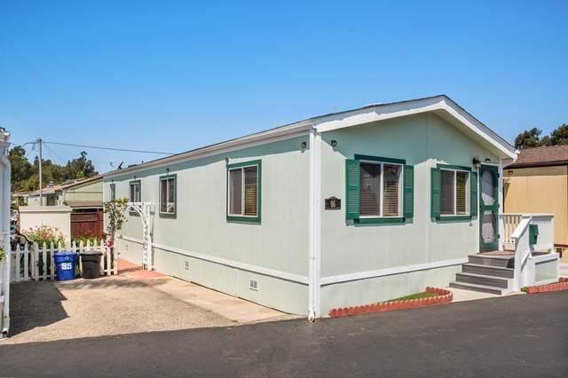 4326 Calle Real Avenue #95, Santa Barbara, CA 93110 (MLS #21-2756) :: Chris Gregoire & Chad Beuoy Real Estate
