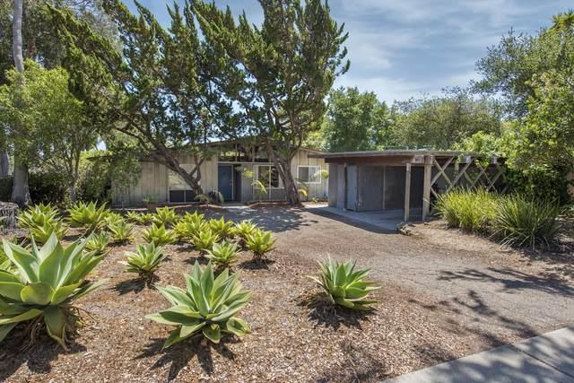 2405 Selrose Ln, Santa Barbara, CA 93109 (MLS #21-2761) :: The Zia Group
