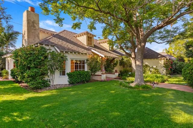 6296 Shamrock Ave, Goleta, CA 93117 (MLS #21-2762) :: Chris Gregoire & Chad Beuoy Real Estate