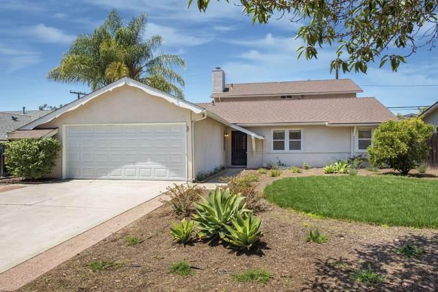 11 Calaveras Ave, Goleta, CA 93117 (MLS #21-2764) :: The Epstein Partners