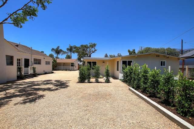 925 E Yanonali St, Santa Barbara, CA 93103 (MLS #21-2765) :: The Zia Group