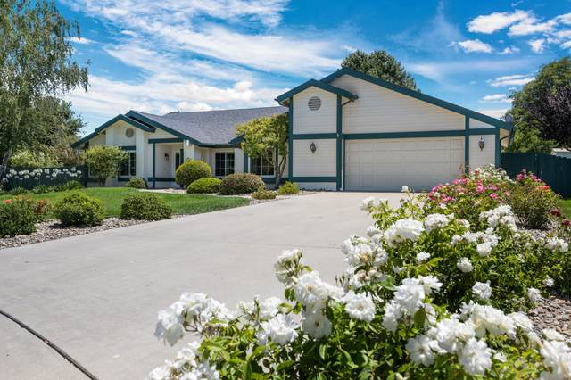 1386 Cimarron Dr, Santa Ynez, CA 93460 (MLS #21-2766) :: Chris Gregoire & Chad Beuoy Real Estate
