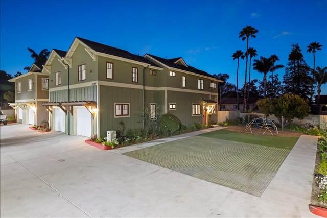7388 Calle Real #7, Goleta, CA 93117 (MLS #21-2769) :: Chris Gregoire & Chad Beuoy Real Estate