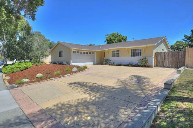 7259 Tuolumne Dr, Goleta, CA 93117 (MLS #21-2770) :: Chris Gregoire & Chad Beuoy Real Estate