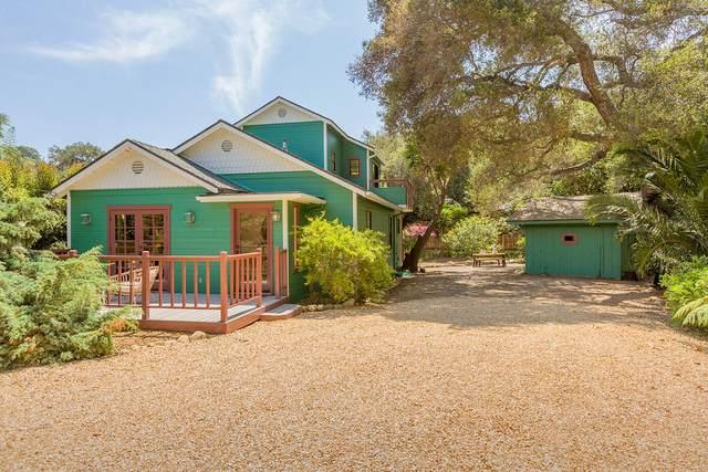 1306 E Mason St, Santa Barbara, CA 93103 (MLS #21-2773) :: The Zia Group
