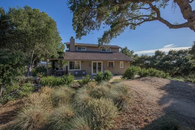 4145 Woodstock Rd, Santa Ynez, CA 93460 (MLS #21-2776) :: Chris Gregoire & Chad Beuoy Real Estate