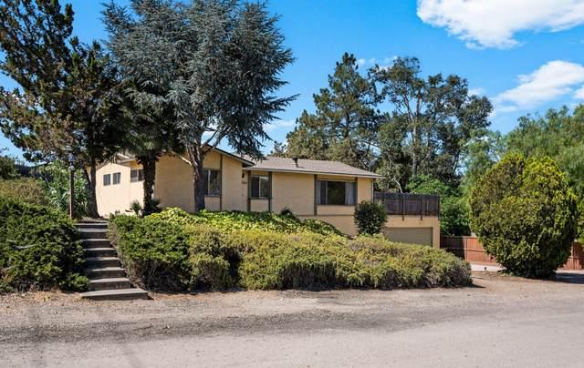 3592 Cedar St, Santa Ynez, CA 93460 (MLS #21-2785) :: The Zia Group