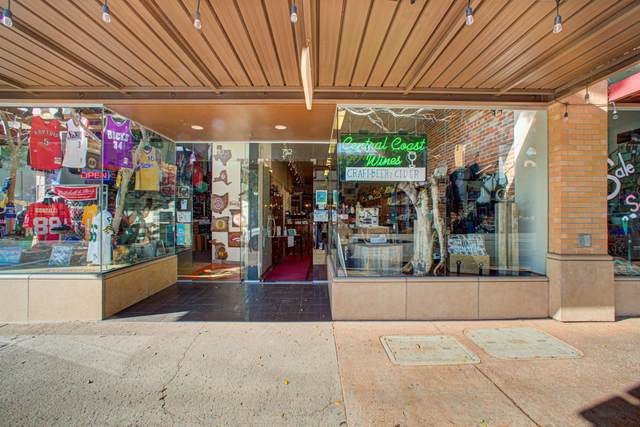 712 Higuera Street, San Luis Obispo, CA 93401 (MLS #21-280) :: Chris Gregoire & Chad Beuoy Real Estate