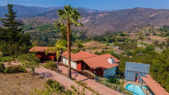 7337 Shepard Mesa Rd, Carpinteria, CA 93013 (MLS #21-2803) :: Chris Gregoire & Chad Beuoy Real Estate
