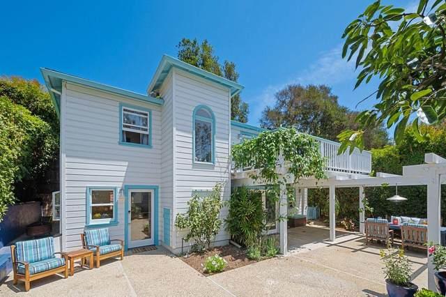412 Lemon Grove Ln, Montecito, CA 93108 (MLS #21-2805) :: The Zia Group