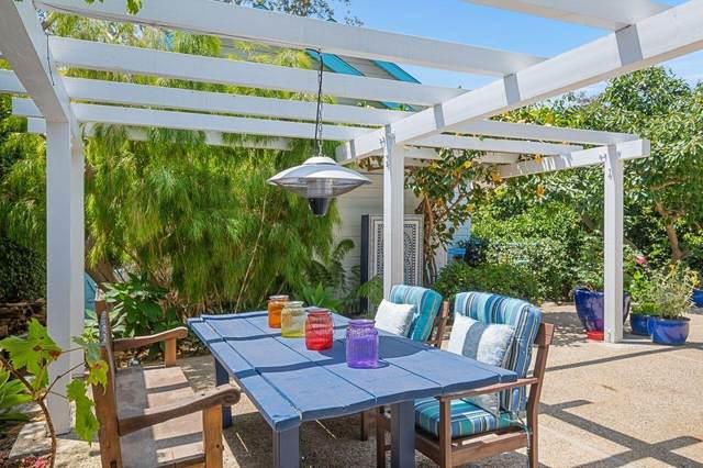 412 Lemon Grove Ln, Montecito, CA 93108 (MLS #21-2806) :: The Zia Group