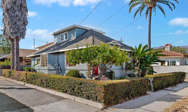 312 W Figueroa St, Santa Barbara, CA 93101 (MLS #21-2808) :: The Zia Group
