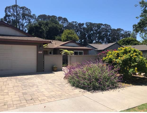 2545 Murrell Rd, Santa Barbara, CA 93109 (MLS #21-2810) :: Chris Gregoire & Chad Beuoy Real Estate