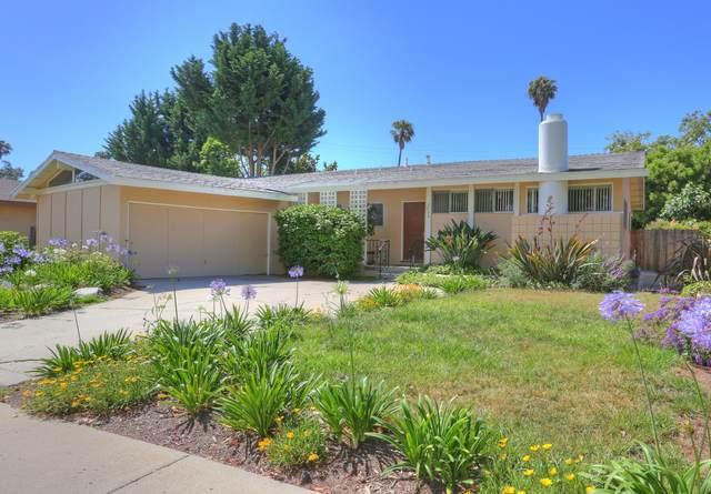 3735 Pescadero Dr, Santa Barbara, CA 93105 (MLS #21-2815) :: Chris Gregoire & Chad Beuoy Real Estate