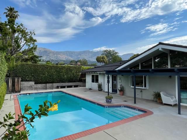 821 Anza Dr, Santa Barbara, CA 93105 (MLS #21-2819) :: The Epstein Partners