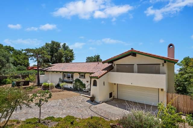 4827 Ogram Rd, Santa Barbara, CA 93105 (MLS #21-2841) :: The Epstein Partners