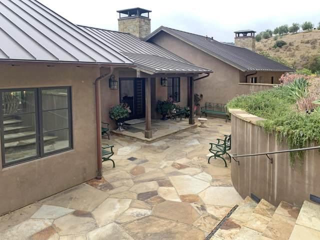 132 Hollister Ranch Rd, Goleta, CA 93117 (MLS #21-2843) :: The Epstein Partners